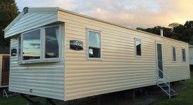 Fantastic  Caravans To Hire On Brightholme Holiday Park Somerset  In Burnhamon