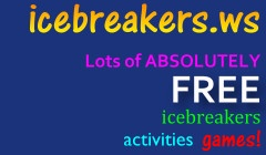 Get to know you games and icebreaker questions to use first week of school and for journal prompts.