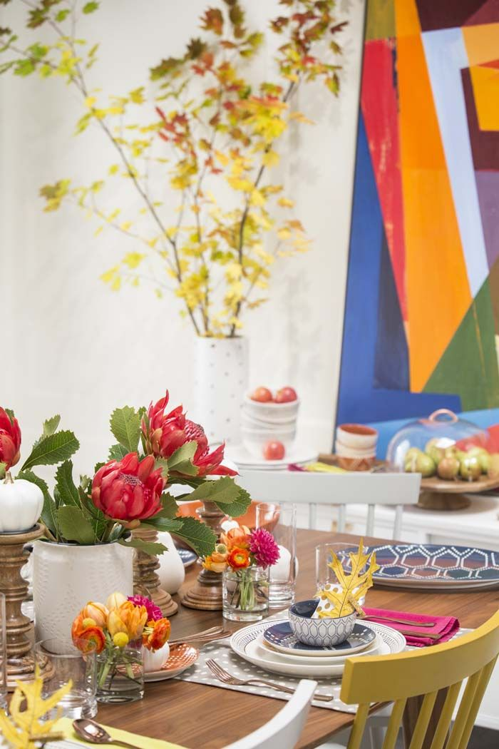 Best ideas about fall table settings on pinterest