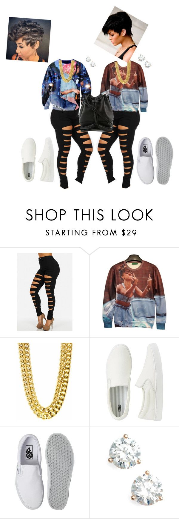 """Raining Men~Rihanna ft. Nicki Minaj"" by mikalscssopretty ❤ liked on Polyvore featuring Uniqlo, Vans, Nordstrom and Rebecca Minkoff"