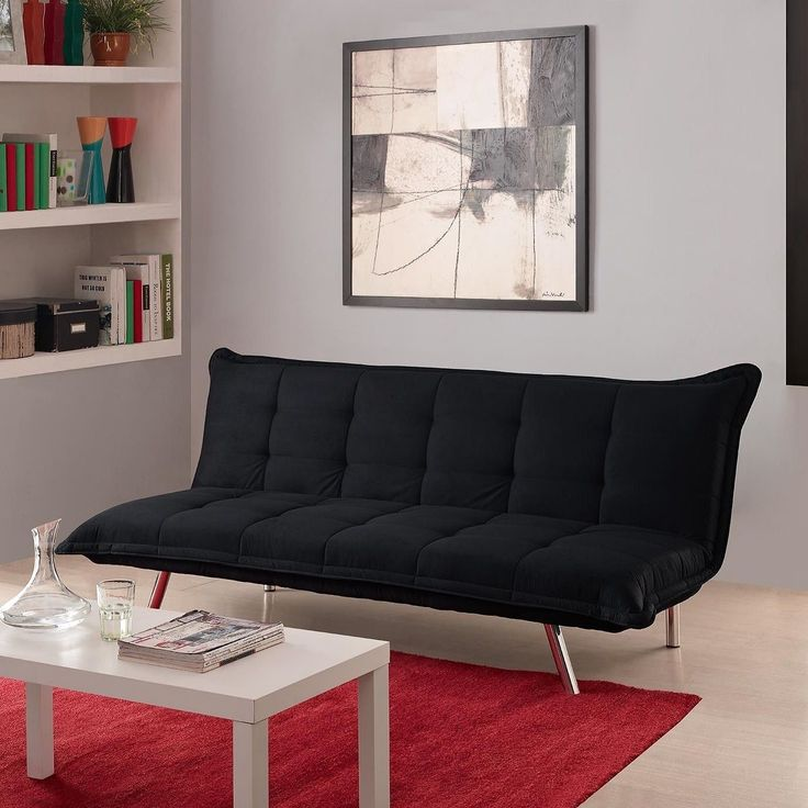 DHP Edge Futon By DHP