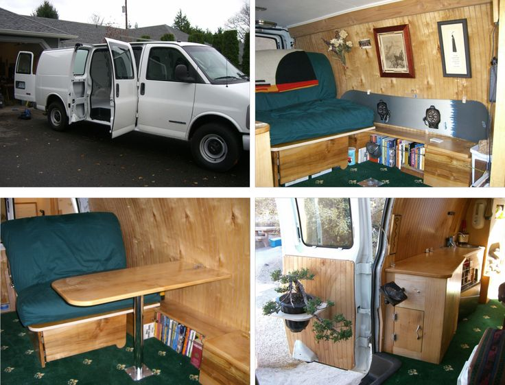 401 Best Images About Camper Sprinter Van Cargo Trailer