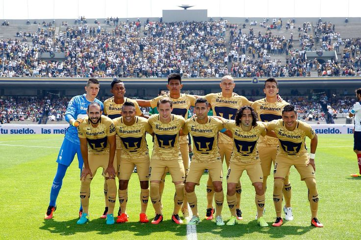 Pumas vs Monterrey AperturaMX 2016