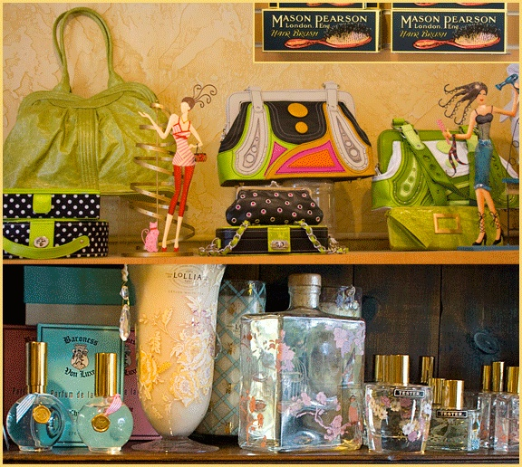Busy Babes in the Ojai Arcade is such a fun place to shop!