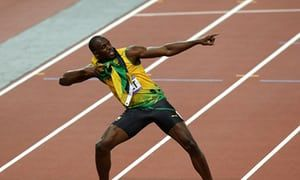 I am Bolt! The world's fastest man gets the best sports documentary ever made | Television & radio | The Guardian