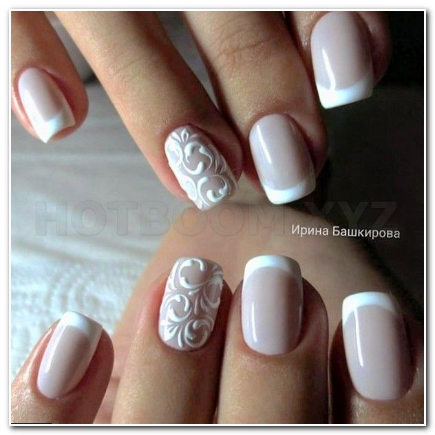 Nail Art In Near Me: 25+ Best Ideas About White Gel Nails On Pinterest