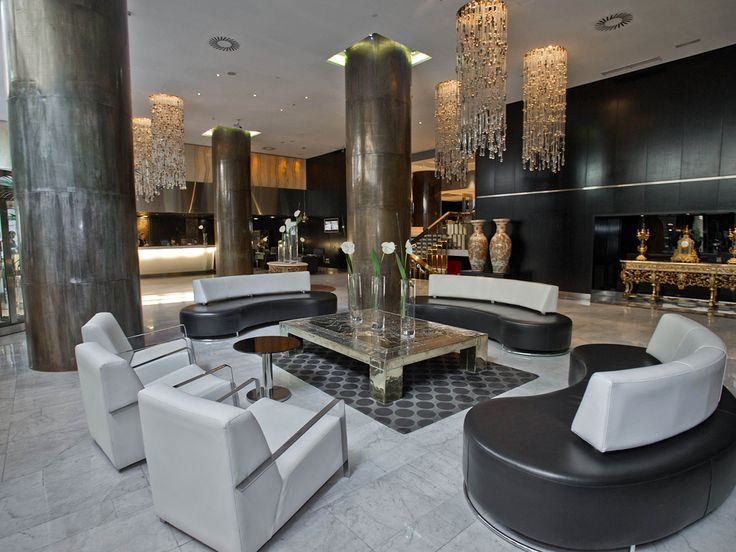 Luxury: Melia Madrid Princesa, Madrid : Fashionable Hotels: Luxury vs. Value : TravelChannel.com
