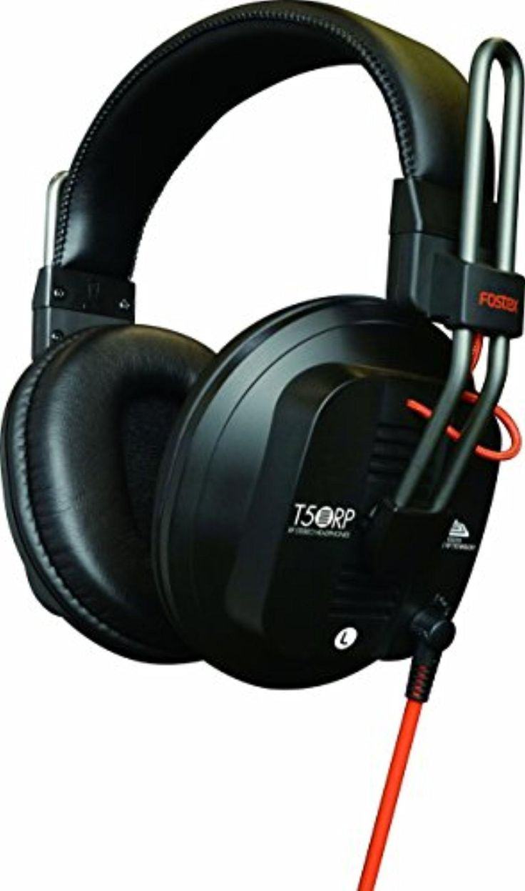 Fostex T50RP MK3 Professional Studio Headphones, Semi-Open - Brought to you by Avarsha.com