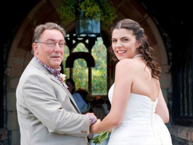 Lo que el padre de la novia debe saber del matrimonio de su hija