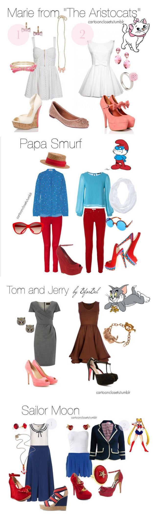 Cartoon & Fashion