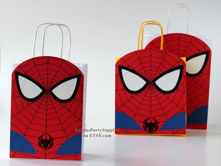 Spiderman party bags Superhero birthday decorations Spiderman goodie bags Super hero party supplies Boy girl first birthday party gift bags #babyshowerideas4u #birthdayparty  #babyshowerdecorations  #bridalshower  #bridalshowerideas #babyshowergames #bridalshowergame  #bridalshowerfavors  #bridalshowercakes  #babyshowerfavors  #babyshowercakes