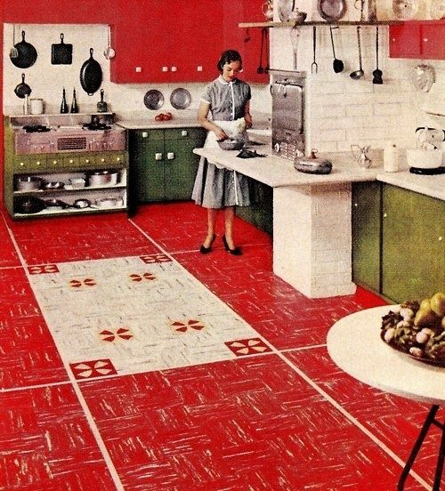 43 best floors images on pinterest vintage kitchen