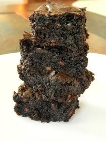 Recipes from the Pickle Boat: Second Best Brownies