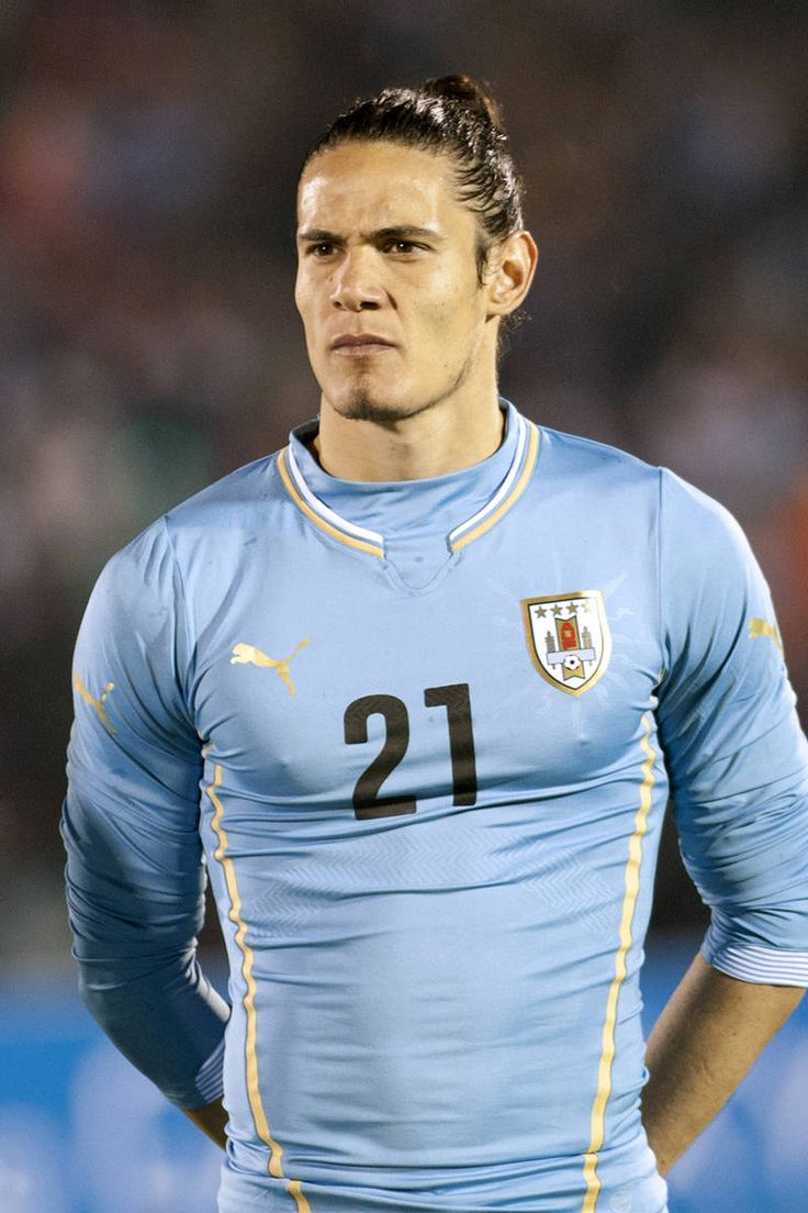 Edinson Cavani, Uruguay It doesn't get any more obvious than this.