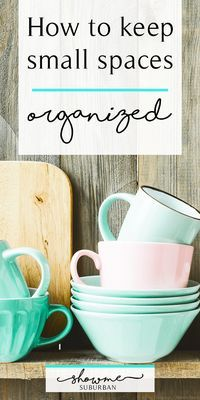 453 best home organization images on pinterest for How to keep kitchen clean and organized
