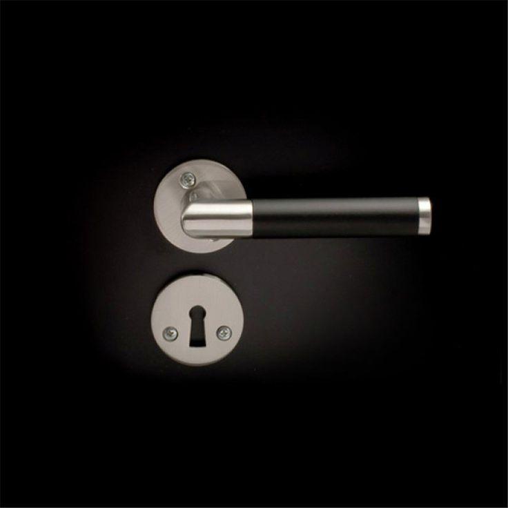 Dörrhandtag Beslag Design Koster Svart/Rostfri - Handtag och Beslag - Innerdörrar