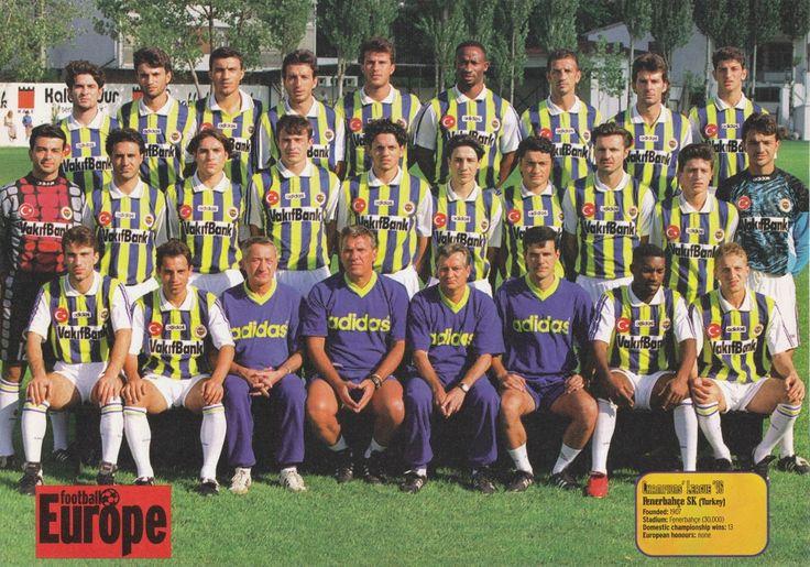 Fenerbahce 1996 - 1997