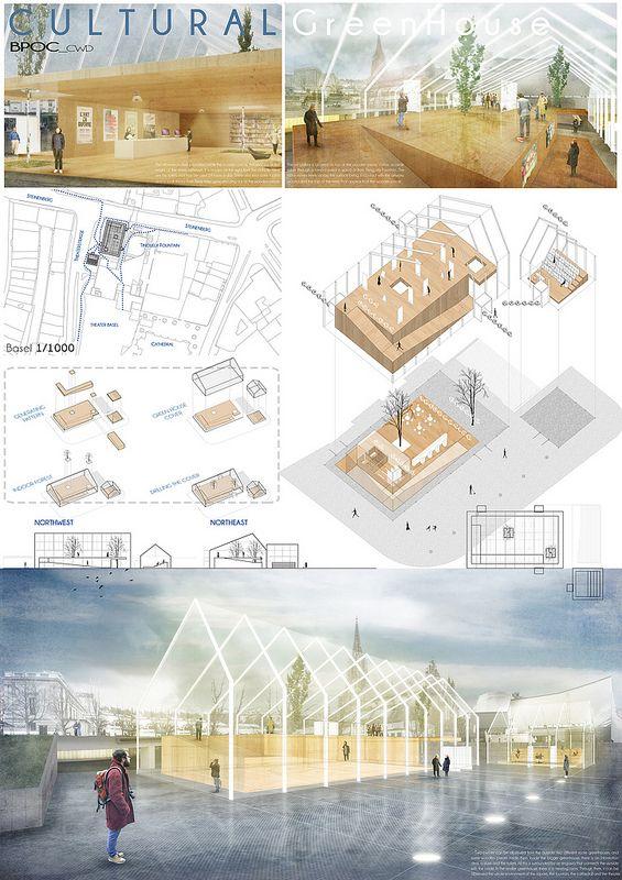 Cultura Green House   Arch Medum Concursos