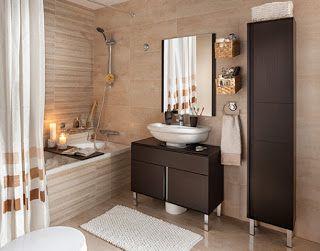 Las 25 mejores ideas sobre muebles auxiliares de ba o en for Mueble para ropa sucia
