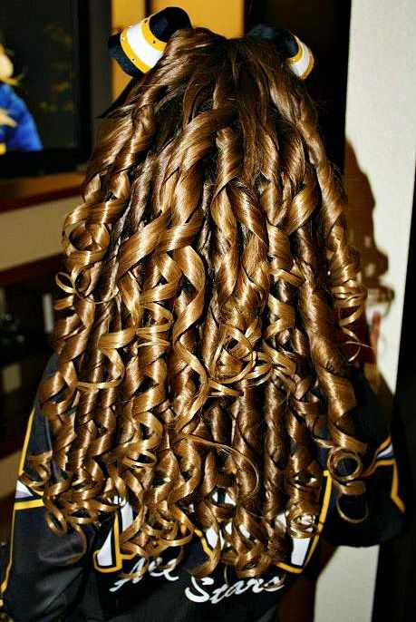 cheerleading hair styles undefined cheer hair curly hair posts 6318