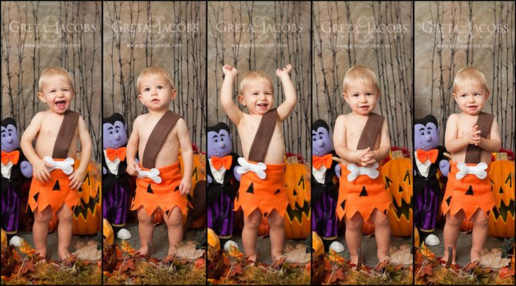 bam bam costume | Halloween Costumes Part 6: Toddlers | Houston Child Photographer ...