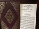 awesome Easton Press Rabbit Run by Updike – Best Books of 20th Century-MINT - For Sale View more at http://shipperscentral.com/wp/product/easton-press-rabbit-run-by-updike-best-books-of-20th-century-mint-for-sale/
