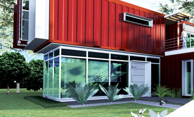 64 best casa container projetos images on pinterest - Casas container espana ...