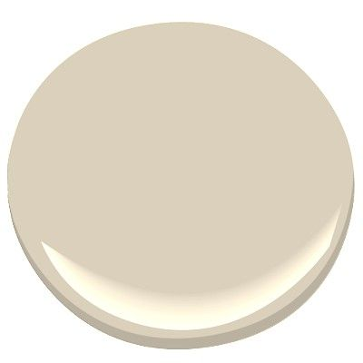 Clay beige by benjamin moore a truly neutral beige not for Cream beige paint color