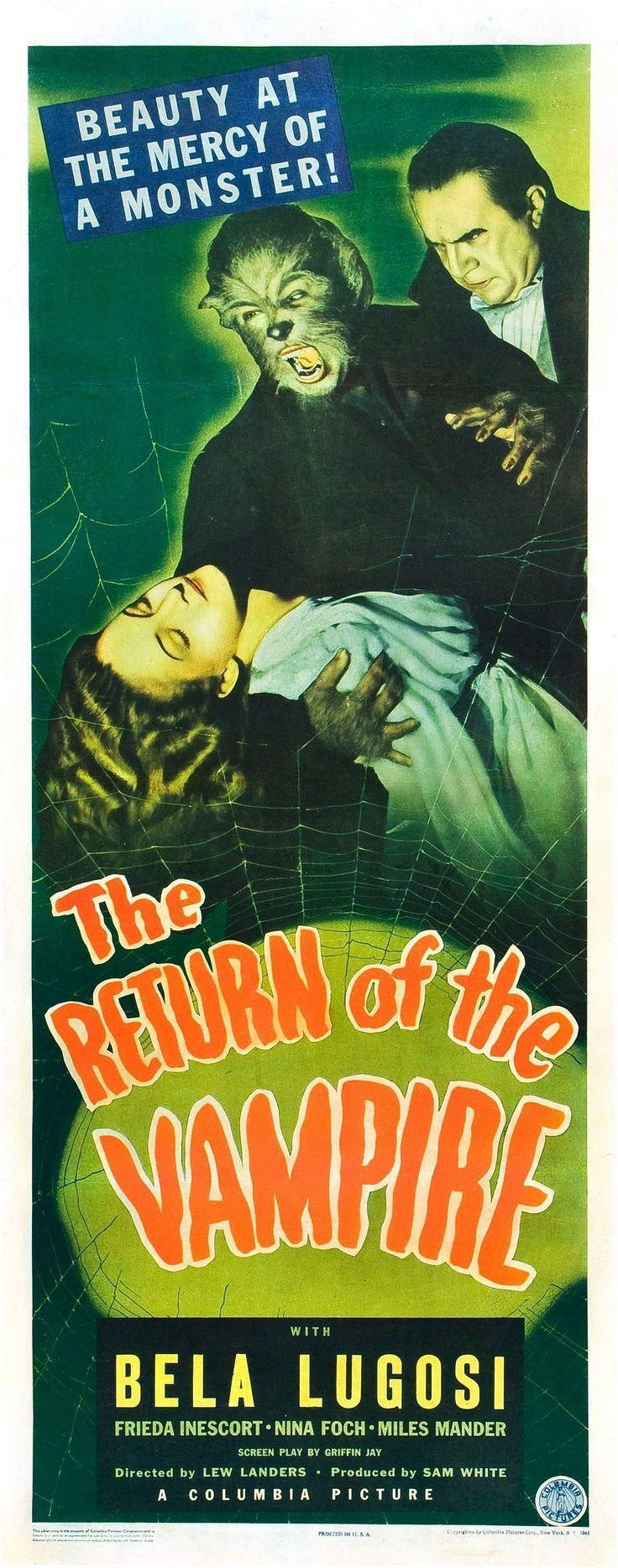 Return of the Vampire (1944) - Bela Lugosi