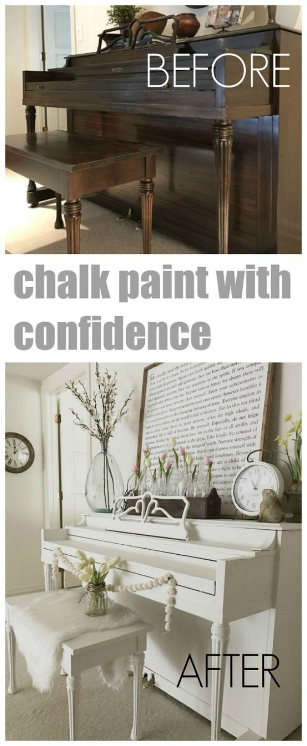34 Painting Hacks And Secrets From The Pros Painting Old Furniture Furniture Makeover Furniture