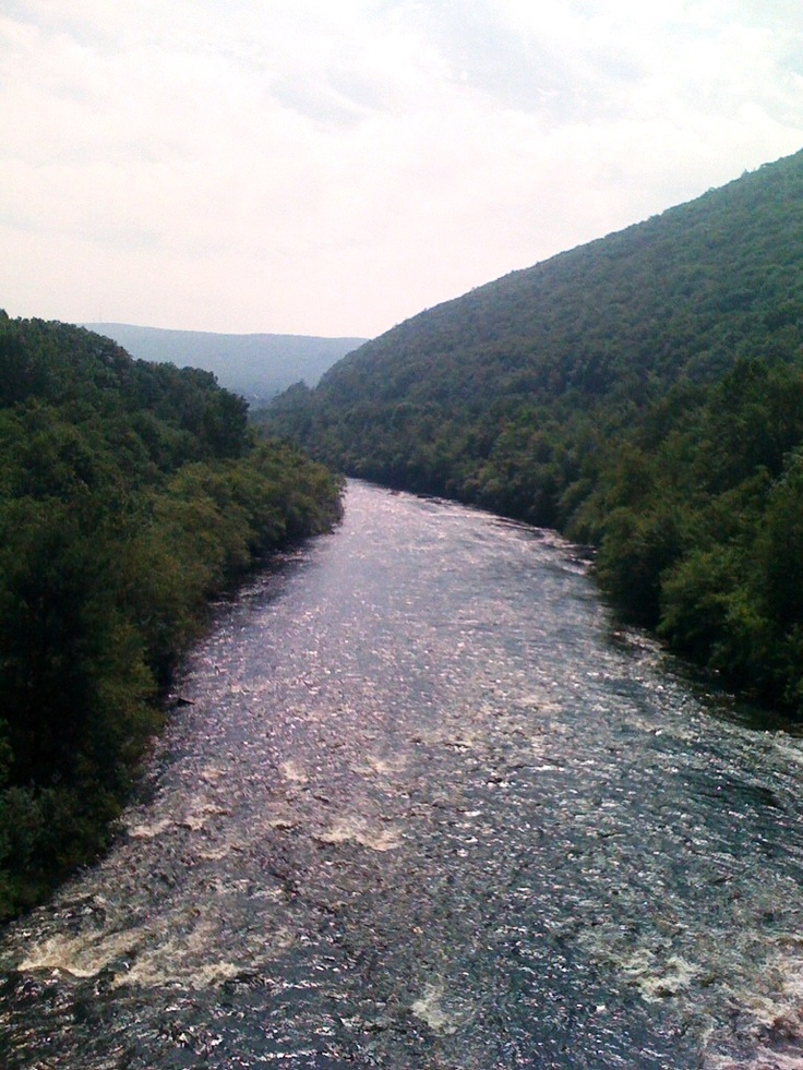 Lehigh River Water Release 29