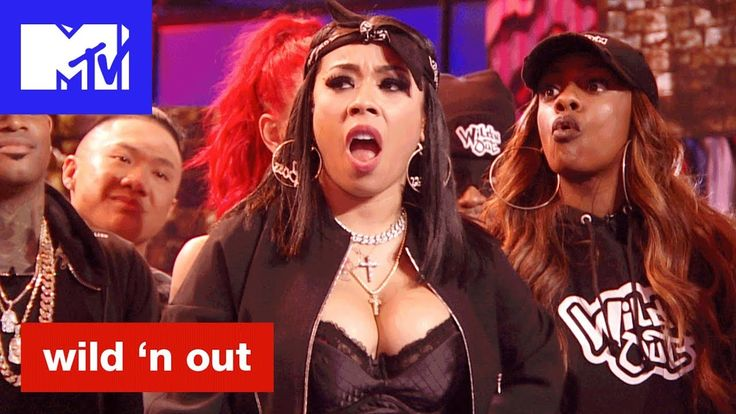 Keyshia Cole Would F*** Up Nick Cannon's Car   Wild 'N Out   #Wildstyle - YouTube