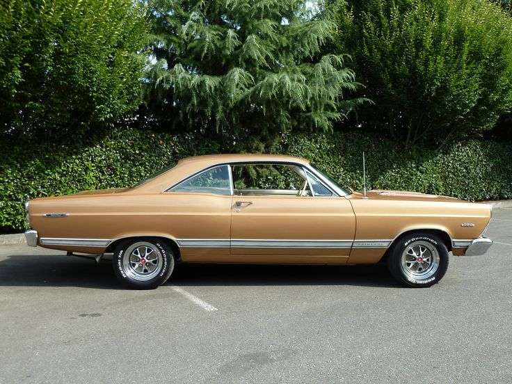1967 muscle cars 1967 fairlane 39 cream puff 39 mainly. Black Bedroom Furniture Sets. Home Design Ideas