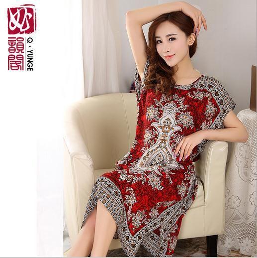 Cheap nightgown kids, Buy Quality nightgown sale directly from China nightgowns women Suppliers: sexy silk nighties women nightwear for women long nightgown sleepwear women night shirt women nightdress sleepwear Z202U