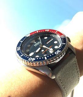 今日もいい天気。 #SEIKO #SKX009 #ネイビーボーイ #seikowatch #seikodiver #seikopepsi #seikoskx #watchfam #watchlover #watchmania #watchgeek #watchgram - @kouichiazami