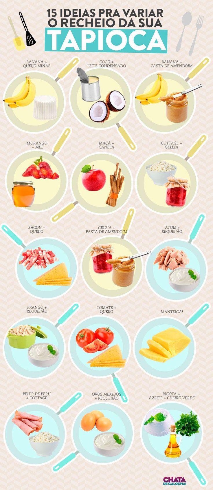15 receitas que vão te fazer querer que todas as refeições sejam o café da manhã