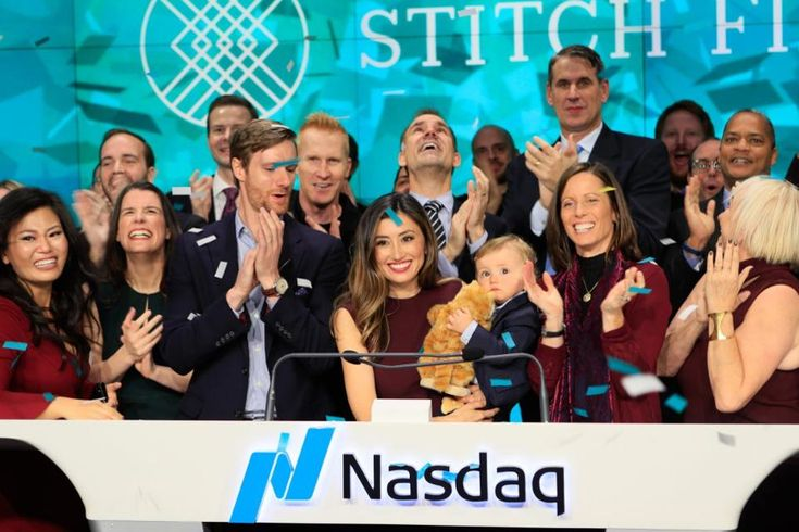 Katrina Lake's 16.6% ownership of Stitch Fix-- which blends data science and human insight to match shoppers with clothes and accessories -- was worth just over $330 million as of Tuesday's market close.