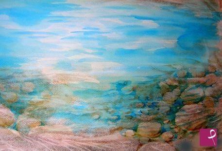 riva del mare di Natalia Khromykh