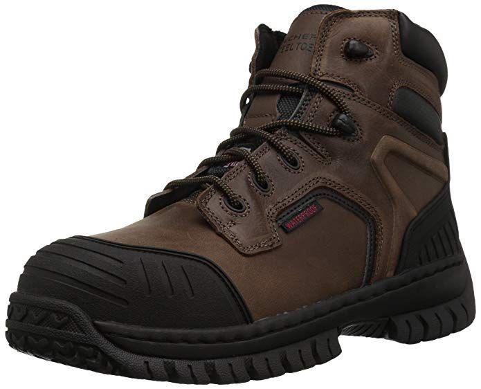 69cfec982d6 Skechers Men's Hartan Onkin Work Boot Review | Industrial and ...