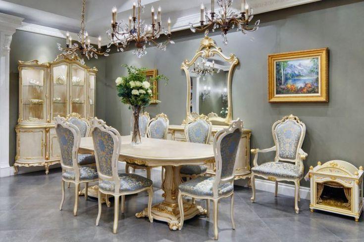 Angelo Cappellini элитная итальянская мебель для столовой в наличии