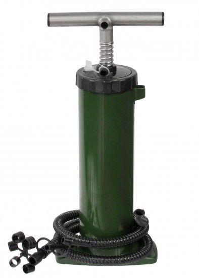 Насос Bravo 6MIL ручной со стальным штоком  Максимальное рабочее давление:                                      0,6 бар