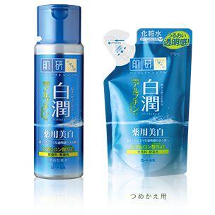 白潤(シロジュン) 薬用美白化粧水[医薬部外品]   肌研(ハダラボ)®