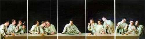 Mamedov - Last Supper