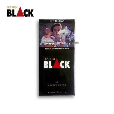 Djarum Black 12 Small Package