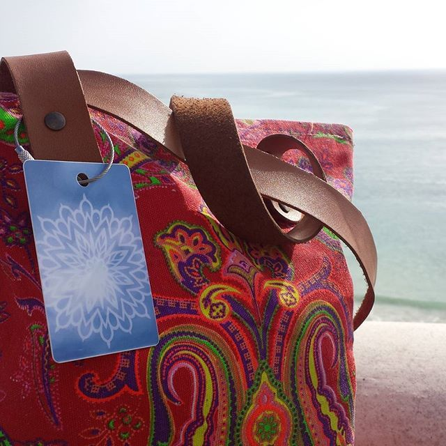 Not only are our bag tags practical they're a gorgeous accessory for any bag.