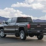 2015 GMC Sierra All Terrain HD Rear 150x150 2015 GMC Sierra All Terrain HD Review, Features with Images
