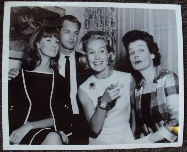 DINA MERRILL Original DOLORES HAWKINS Ruth Hussey COCKTAIL SOIREE Party PHOTO