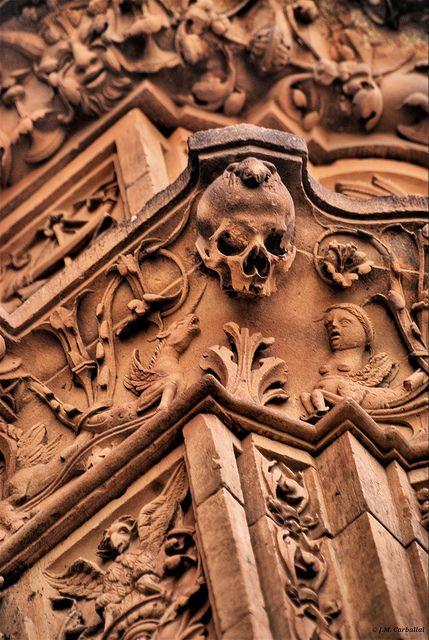 Universidad de Salamanca  (detalle)   Spain