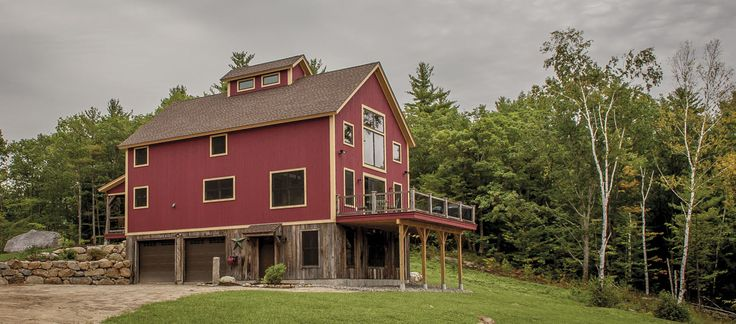 154 best images about Barn house cabin on Pinterest