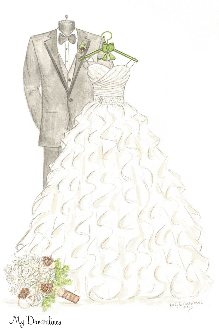 Dreamlines Wedding Dress Sketch give as an anniversary gift, wedding gift, wedding gift from the groom to the bride or as a bridal shower gift. #dreamlinesweddingdresssketch #weddinggiftfromgroom #anniversarygift #bridalshowergift #groom Click here to see the full gallery: http://www.mydreamlines.com/how-it-works/photo-gallery/ #paperanniversarygift #oneyearanniversarygift #romanticanniversarygift
